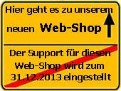 Neuer Webshop sonnendom